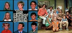 The brady bunch has on cool 70's outfits!
