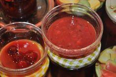 w mojej kuchni: Frużelina z czerwonej porzeczki