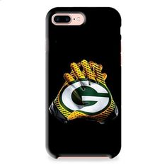 Green Bay Packer On Gloves iPhone 7 Plus 3D Case Dewantary