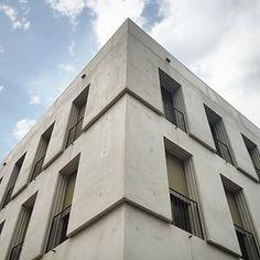 Bellinzona Swiss Federal Criminal Court. BEARTH & DEPLAZES ARCHITEKTEN, DURISCH + NOLLI.