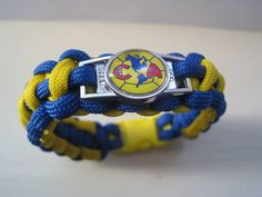 America (Soccer Team) Paracord Bracelet $10