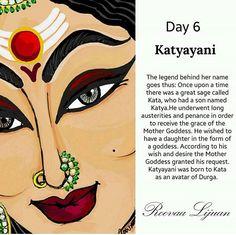 Navratri Day 6
