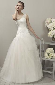 Robe de mariée Adriana Alier 2014 Modèle 14AA-GILDA