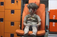 wounded child in Apro