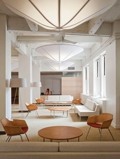 Outstanding Achievement Award for commercial interiors: Climate Works