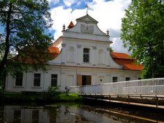 Zwierzyniec - Kościół Filialny Św Jana Nepomucena