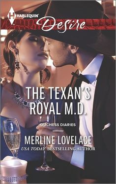 The Texan's Royal MD by Merline Lovelace: Sometimes things really are too good to be true and sometimes you just need to have a few bumps so make things perfect. Anastazia, Zia, St. Sebastian could...