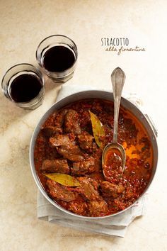 Best Italian Recipes, I Foods, Stew, Entrees, Slow Cooker, Seafood, Vegetarian Recipes, Curry, Food And Drink
