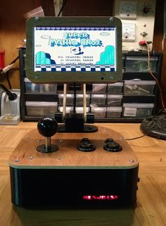 The Stylish Way To Play Your NES