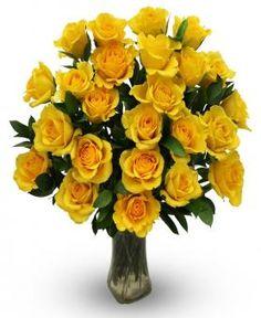 Yellow Roses - Two Dozen: http://www.avasflowers.net/product/yellow-roses-two-dozen