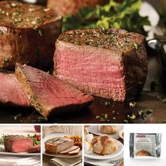 The Tasteful Gift from Omaha Steaks is a practical and affordable holiday gift idea that contains a variety of items for a complete meal.