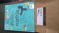 Niebla en la costa. Librería 4 Letras (Gijón) Gracias.