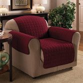 Found it at Wayfair - Luxury Pet Dog Chair Protector Slipcover