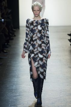 Catwalk photos and all the looks from Prabal Gurung Autumn/Winter 2016-17 Ready-To-Wear New York Fashion Week