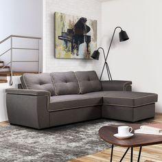 Colțarul Murcia îmbină armonios stilul cu funcționalitatea și vă asigură maximum de confort de care aveți nevoie în living.  #mobexpert #mobexpertblackfriday #reduceri #coltare #canapele Living, Sofa, Couch, Murcia, Black Friday, Interior, Modern, Furniture, Design