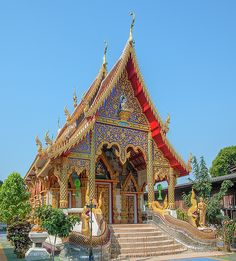 2013 Photograph, Wat Rong Oa Phra Wihan, T. San Phi Suea, Mueang Chiang Mai, Chiang Mai, Thailand, © 2017. ภาพถ่าย ๒๕๕๖ วัดร้องอ้อ พระวิหาร ต.สันผีเสื้อ อ.เมืองเชียงใหม่ จ.เชียงใหม่ ประเทศไทย