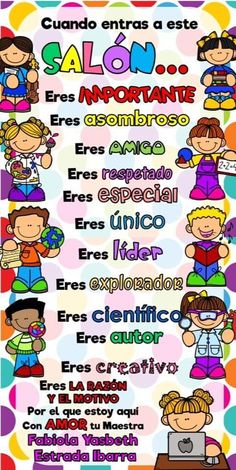 Kindergarten Class, Kindergarten Activities, Learning Activities, Kids Learning, Preschool, Spanish Lesson Plans, Spanish Lessons, Future Classroom, School Classroom