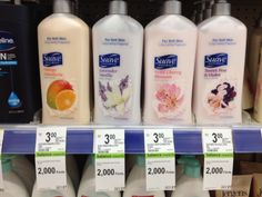 Free Suave Lotion at Walgreens (Week of 11/17) + Moneymaker