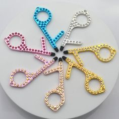 Kontaktlose Bunte Türöffner Cheap Door Handles, Edc, Bunt, Glass Beads, Home Improvement, Ornaments, Diamond, Bangles, Bracelets