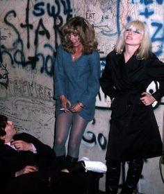 Blondie in 1977