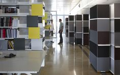 DESIGN MOBILIER BUREAU TETRARC - MÉTALOBIL agence design à Nantes (44) - http://www.metalobil.fr/portfolio_page/mobilier-bureau-tetrarc/