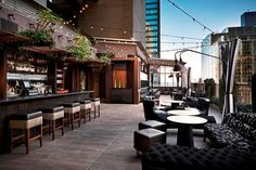 New Yorks 13 Best Rooftop Bars & Lounges