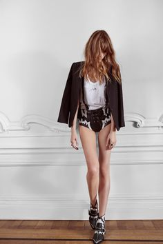 Zadig & Voltaire Spring 2016 Ready-to-Wear Fashion Show Collection