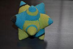 En elefant: Stjernebold med opskrift/ DIY