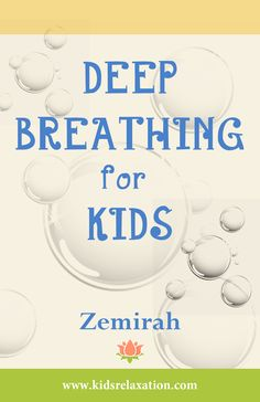 New Kids' Relaxation Ebook Available on Amazon