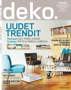 Deko's Print Magazine 9 / 10