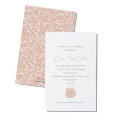 English Rose - Printed Matter Passport Invitations, Printed Matter, English Roses, White Envelopes, Whimsical, Reception, Place Card Holders, Artist, Prints
