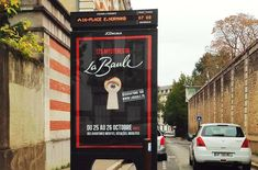 Campagne d'affichage Broadway Shows, Once Upon A Time, Billboard, Adventure, Rural Area, D Day