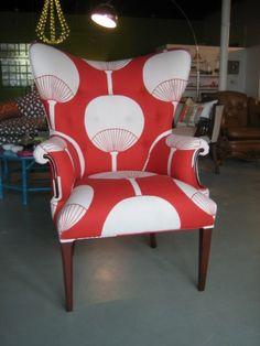 Spruce upholstery in Austin
