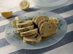 Aglio, Olio e Peperoncino: Polpettone di Tonno ~ Tuna Loaf