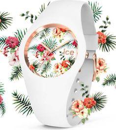 Ice Flowers by Ice Watch, la collection estivale de l'été 2015