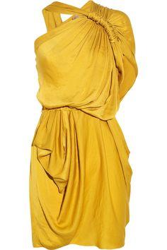 yellow dress love