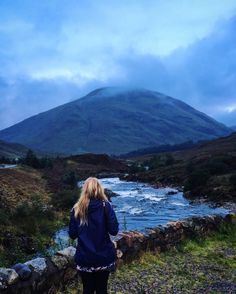 Take me back to Glen Coe. What a landscape.