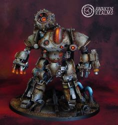 Awaken Realms Adeptus Mechanicus Army Showcase - Forum - DakkaDakka   The…