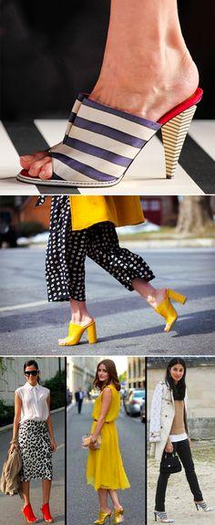 Queridas Divas! Quem não resiste a um par de sapatos? Difícil não é? Há mulheres que preferem em investir nos modelos mais básicos e que podem ser usados com qualquer roupa e que não saem de moda. ...
