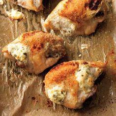 Jalapeño Popper Chicken Breasts
