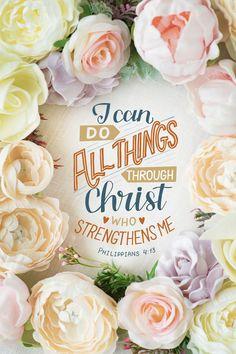 Philippians 4:13 #christianity #christian #bible #faith #jesuschrist #God #love #christianencouragement #truth #biblestudy #lord