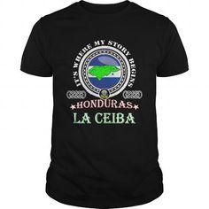 Cool  La Ceiba-Honduras T shirt