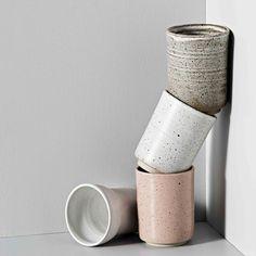 Speckle Oversized Tumbler - Pink – Eden Homewares