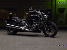 The bike I see myself on. Yamaha Midnight Warrior