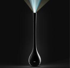 Media Vase on Industrial Design Served
