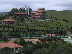 Parque das Tuias - Fontoura Xavier