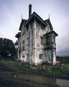 Abandoned villa in Portugal