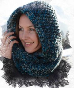 Mount Hood Infinity Scarf in Schachenmayr Lumio Color - Downloadable PDF. Discover more patterns by Schachenmayr at LoveKnitting. The world's largest range of knitting supplies - we stock patterns, yarn, needles and books from all of your favourite brands