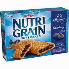 New #Coupon ~ Save $1.00/2 Kellogg's Nutri-Grain Bars