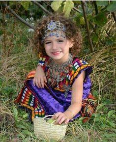 Mini kabyle dress